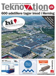 Teknovation nr. 11 2015 Tillæg